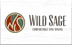 Sell Wild Sage Bistro Gift Card