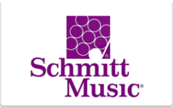 Sell Schmitt Music Gift Card