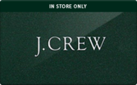 Buy J.Crew (In Store Only) Gift Card