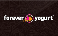 Sell Forever Yogurt Gift Card