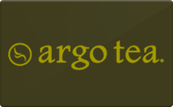 Sell Argo Tea Gift Card