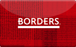 Sell Borders Gift Card