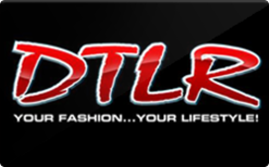 Sell DTLR Gift Card