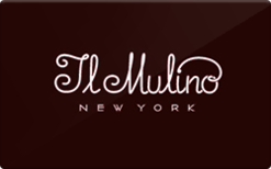 Sell Il Mulino New York Gift Card