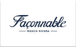 Sell Faconnable Gift Card