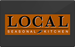 Sell Local Seasonal Kitchen Gift Card