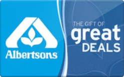 Sell Albertsons Grocery Gift Card
