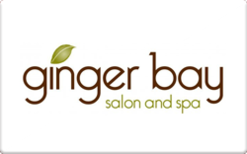 Sell Ginger Bay Salon and Spa Gift Card