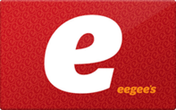 Buy Eegee's Gift Card