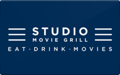 Sell Movie Studio Grill Gift Card