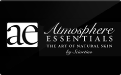 Sell Atmosphere Essentials Gift Card