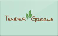 Buy Tender Greens Gift Card