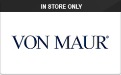 Buy Von Maur (In Store Only) Gift Card