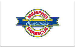Sell Memphis BBQ Gift Card
