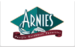Buy Arnies Restaurants Gift Card