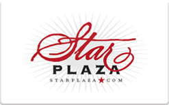 Sell Star Plaza Gift Card