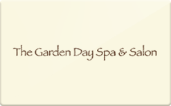 Sell The Garden Day Spa Gift Card