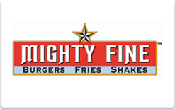 Sell Mighty Fine Burgers Gift Card