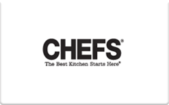 Sell Chefs Catalog Gift Card