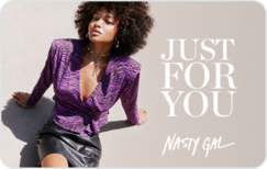 Sell Nasty Gal Gift Card