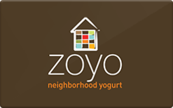 Sell Zoyo Gift Card