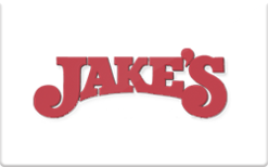 Sell Jake's Restaurants Gift Card