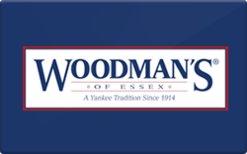 Sell Woodman's Gift Card