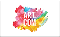Buy Art.com Gift Card