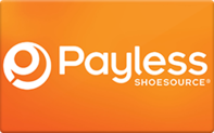 Buy Payless Shoes Gift Card