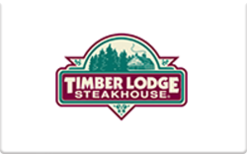 Sell Timber Lodge Steakhouse Gift Card