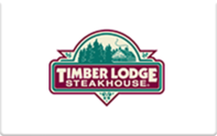 Buy Timber Lodge Steakhouse Gift Card