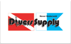 Sell Divers Supply Gift Card