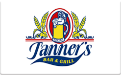 Sell Tanners Bar and Grill Gift Card