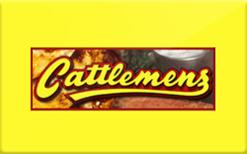 Sell Cattlemens Gift Card