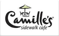 Sell Camille's Sidewalk Cafe Gift Card
