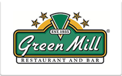 Sell Green Mill Restaurant Gift Card