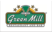 Buy Green Mill Restaurant Gift Card
