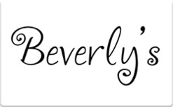 Sell Beverly's Gift Card