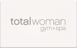 Sell Total Woman Gym and Spa Gift Card