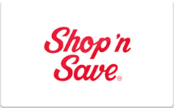 Buy Shop 'n Save (Midwest) Grocery Gift Card