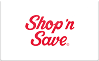 Buy Shop'n Save (Midwest) Gift Card