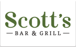 Sell Scott's Bar and Grill Gift Card