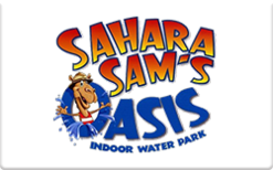 Buy Sahara Sam's Gift Card