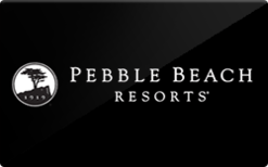 Sell Pebble Beach Resorts Gift Card