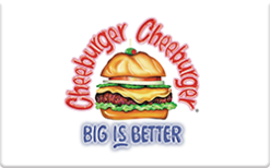 Sell Cheeburger Cheeburger Gift Card