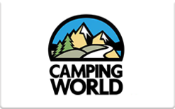 Sell Camping World Gift Card