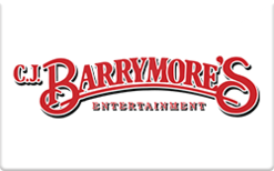 Sell C.J. Barrymore's Gift Card