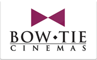 Buy Bow Tie Cinemas Gift Card