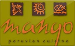 Sell Mango Peruvian Cuisine Gift Card