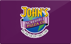Sell John's Incredible Pizza Gift Card